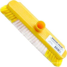 Besen-Kopf-kurzer harter bristle W / Schaber-Reinigungs-Werkzeug Soem