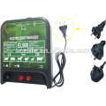 weather proof electric fence energizer/waterproof fence energizer/fence charger