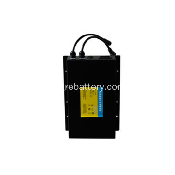 Batterie d'accumulateurs solaires 12V 80Ah