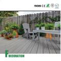 Cladco Mixed Color WPC Wood Plastic Composite Outdoor Decking Floor