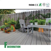 Cladco Mixed Color WPC Wood Plastic Composite Outdoor Decking Floor