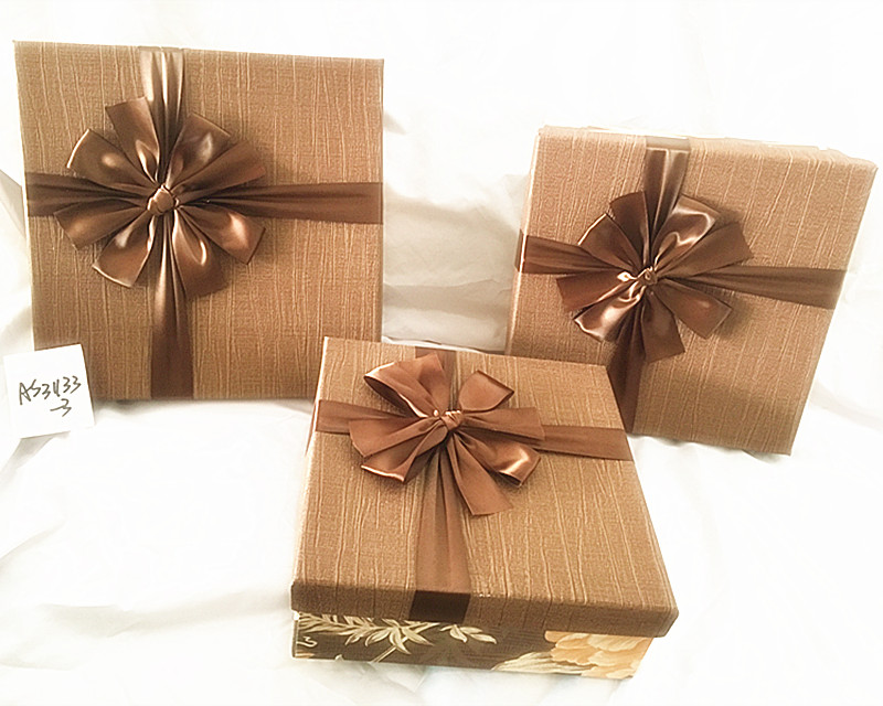 Kraft Paper Packing Box