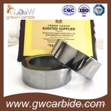 Anéis de enrolamento a frio de carboneto de tungstênio com alta qualidade