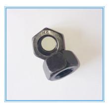DIN6915 Шестигранные гайки с черным