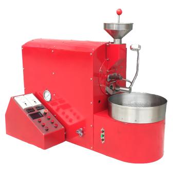 Máquina de torrefação de grãos de café