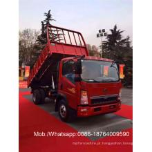 Caminhões comerciais leves de quatro cilindros de 180 hp