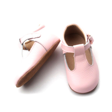 Mary Jane T-bar Baby Klänning Girls Shoes
