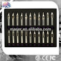 Top quality permanent makeup tattoo needle tip,stainless tattoo tip