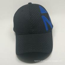 Tampão simples do esporte do bordado com seu próprio logotipo