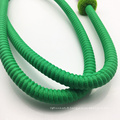 Tuyau de Shisha de narguilé vert en bois de conception de tête de 1.8m (ES-HH-010-2)
