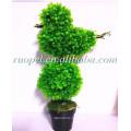 2014 Китай новый декоративный искусственный подстриженными шарик дерево