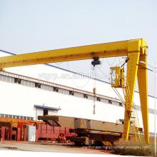 Manufacturer Single girder Semi Gantry Crane