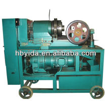 steel bar upset forging and parallel threading machine