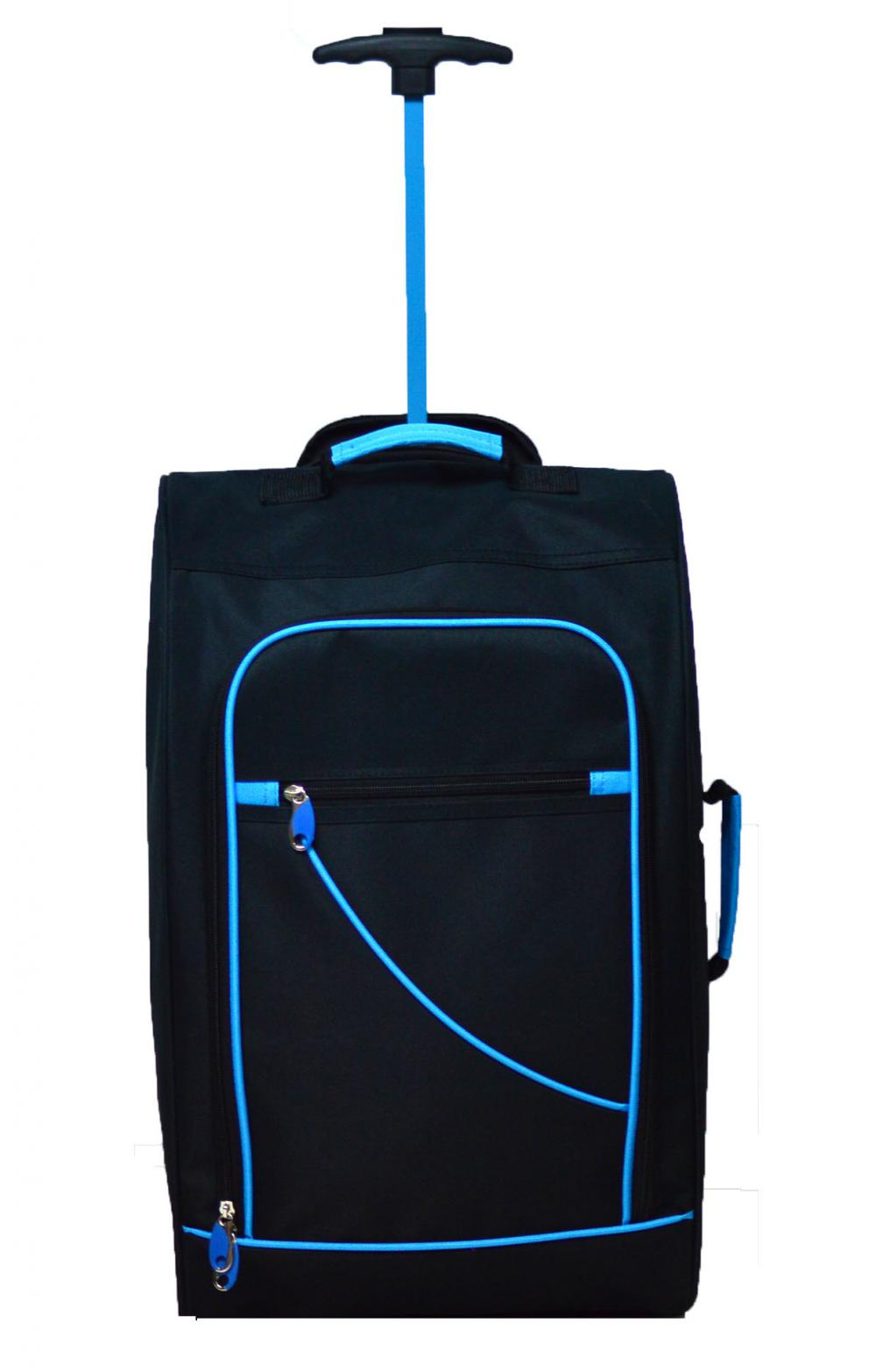 600D PVC Single Trolley Duffle Bag