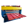 Double layer roll forming machine for sale