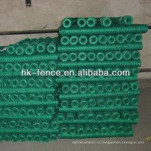 ПВХ покрытием 13 мм (Размер отверстия) плетение мелкоячеистой сетки