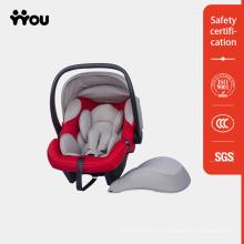 Asiento de automóvil para niños pequeños