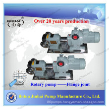 Hygienic rotary lobe pumps positive displacement pumps