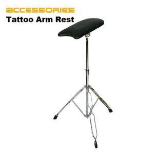 Accoudoir tatouage en acier inoxydable portable