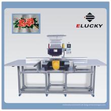 ELUCKY Big Embroidery Area Flat / Bedsheet Single Head Computer Stickerei Maschine Preis