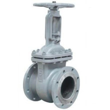 carbon steel handle gost russia gate valve china supplier