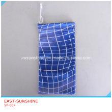 Bolsa de lana de microfibra para gafas de sol (SP-007)
