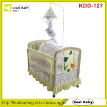 NEW Baby Crib Fabricante Anhui Cool Bebê Crianças Produtos Empresa