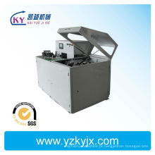 Escova de acolchoamento do CNC que ata a máquina de classificação de nivelamento do aparamento