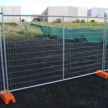 Alibaba Temporary Fence Export to Australia