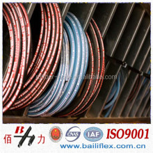 China Manufacture SAE 100 R1 R2 Hydraulic hose 5/16 DN8 in high quality and economical price