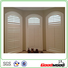 Basswood Real Wooden Shutters (SGD-S-6559)