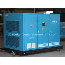 L'huile à vis rotatoire a dupé le compresseur d'air variable d'inverseur de fréquence (KF220-10INV)