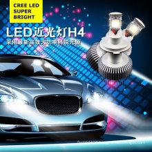 H4 CREE LED 18W White DC8-28V LED Fog Light