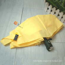 Auto Open and Close Four Fold Umbrella (YS-4F2002A)