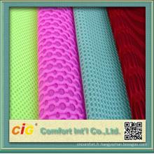 Maille chinoise de siège de sandwich de polyester