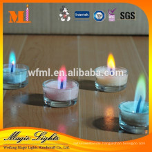 Direct Manufacturer no dripping eco-friendly palm wax candles