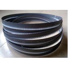 Lame de scie à bande bi-métal pour la coupe de métal