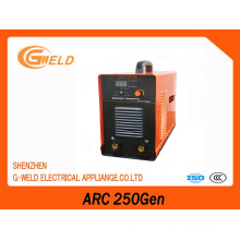 : an Upgraded Version of The Smart MMA Welding Machine (ARC250 380V)