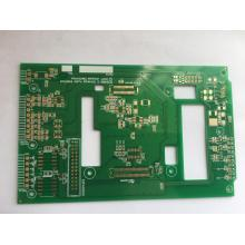 OEM manufacturer custom for Keyboard PCB Assembly 4 Layer  FR4 0.8mm TG180 ENIG supply to Portugal Supplier