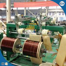 Máquina bobinadora de cableado automática