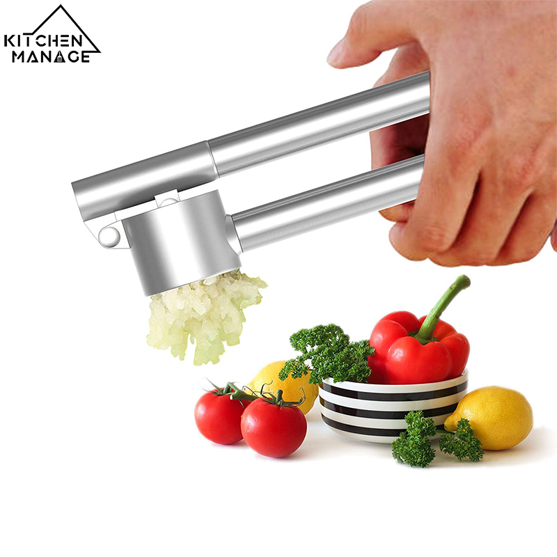Professional Garlic Press Machine