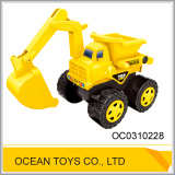 2017 Ocean Toys Friction truck car Cheap Plastic Toy Trucks OC0310228