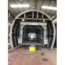 Hydraulic Steel Formwork for Tunnel Lining Mould