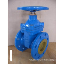 Cast Iron-Non-Rising Stem Gate Valve