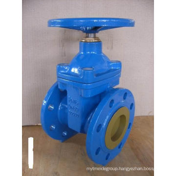 Ductile Iron Body Non-Rising Stem Gate Valve