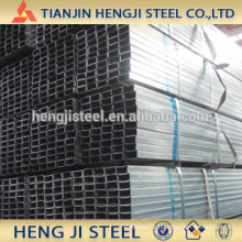 Square Galvanized Steel Tube 100*100mm