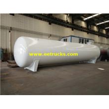 80 CBM Bulk LPG Storage Tankers