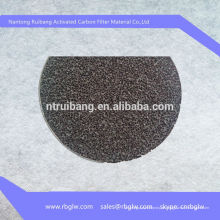 Filtros de ar condicionado de papel de carbono ativado ar condicionado