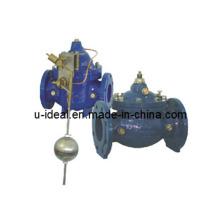 Tipo de flutuador Válvula de bola de nível de água