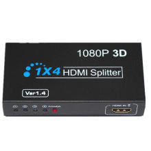 1 x 4 HDMI Splitter